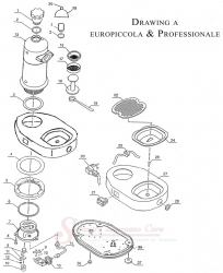 La Pavoni Drawing 1