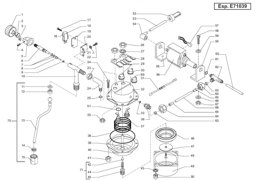 geothermal water heater diagram