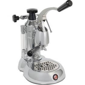 la pavoni stradivari chrome 8 cups millennium lever espresso machine espressocare. Black Bedroom Furniture Sets. Home Design Ideas