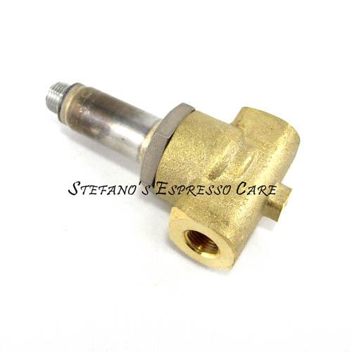 Espresso machine parts way parker solenoid valve