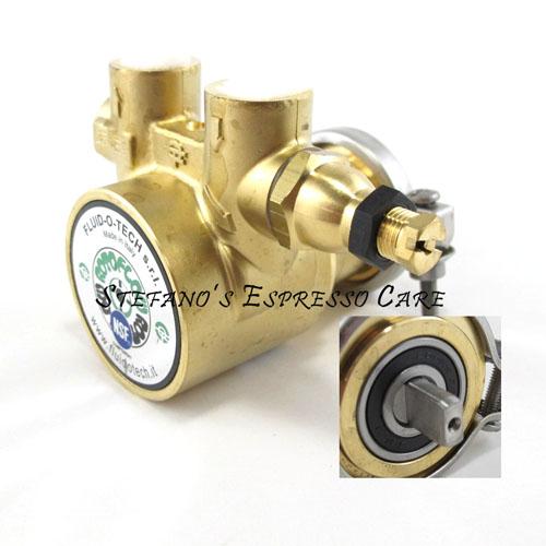 Rotoflow Rotary Vane Water Pump for espresso machines