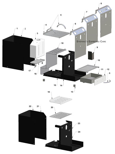 schematic pdf links and manuals espressocare. Black Bedroom Furniture Sets. Home Design Ideas