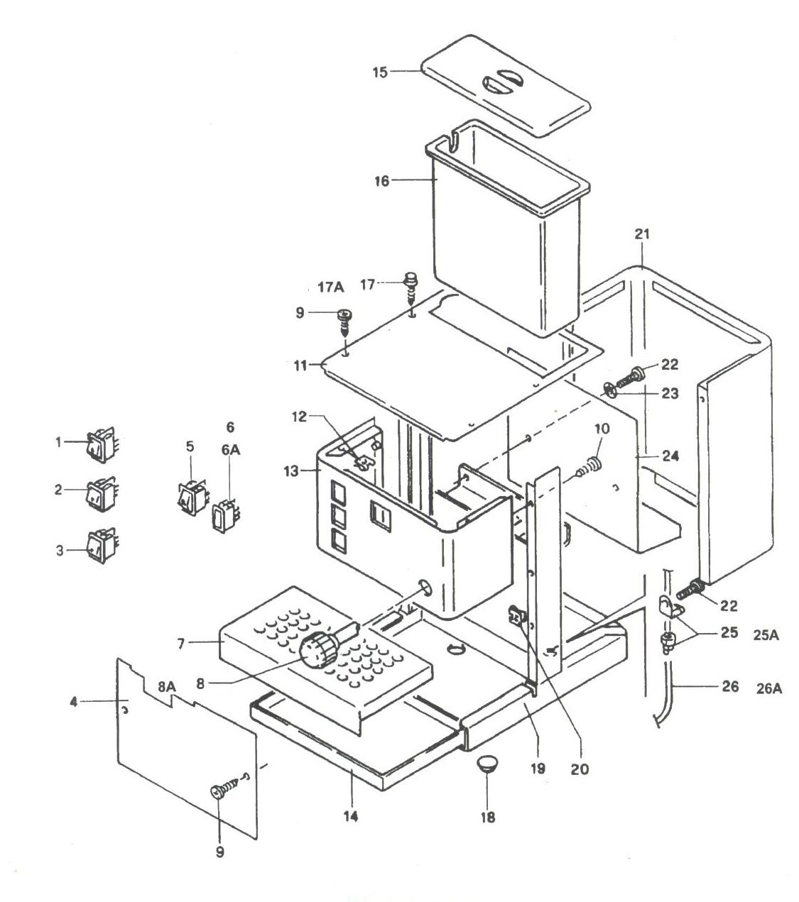 rancilio silvia wiring schematic