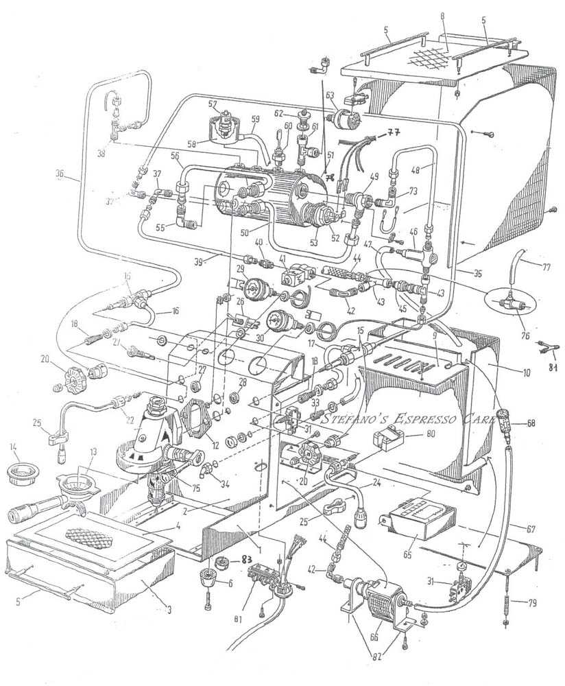 Isomac Tea Espressocare Read An Electrical Drawing Basics Of Engineering