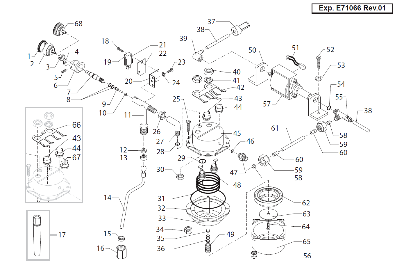 saeco starbucks via venezia schematic internal parts drawing 2 rh espressocare com saeco via veneto repair manual saeco syntia repair manual