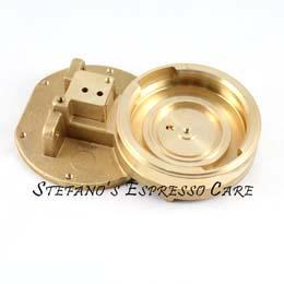 Rancilio Silvia Group Body Lower Boiler Half Espressocare